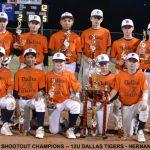 12U Dallas Tigers