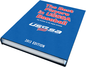 The 2013 Best Players in USSSA Baseball Book