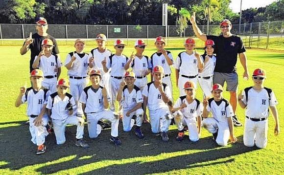 Sun Sentinel: Boca Hitmen top the charts in USSSA baseball