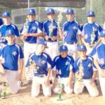 Courtesy of MiamiOK  The Midwest Express, a new 12-and-under AA traveling team made up of local players, won a USSSA state tournament qualifier in Broken Arrow.