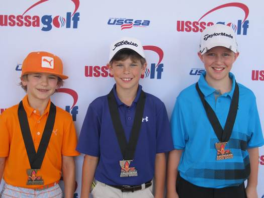 USSSA Golf: Ryan, Hemler take top honors at Louisiana State Games