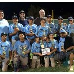 Courtesy of Maricopa Maricopa Titans won the USSSA 13U championship, finishing the tournament with a 5-0 record.