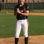 Former South Salem and Oregon softball player Alexa Peterson. (Photo: Courtesy of USSSA Pride)